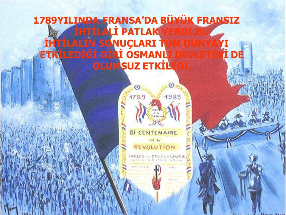 19.YY (XIX.YY) OSMANLI DEVLETİ DAĞILMA DÖNEMİ www.ogretmen.info
