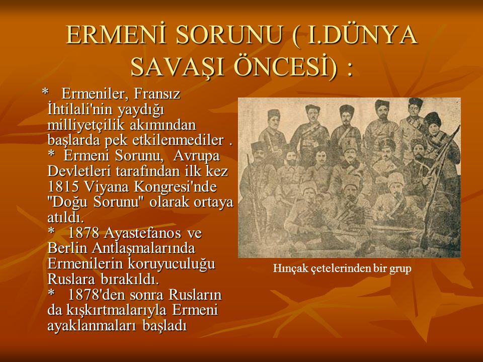 d) Sırbistan, Karadağ ve Romanya bağımsızlıklarını kazandılar. e) Doğu Beyazıt ve Eleşkirt 0smanlılara, Kars, Ardahan ve Batum Rusya'ya bırakıldı. f