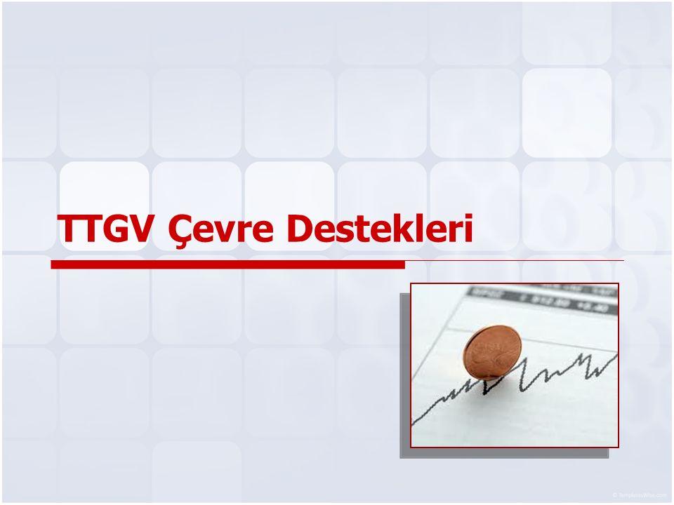 TTGV Çevre Destekleri
