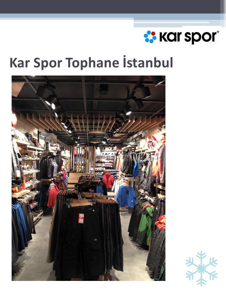 Kar Spor Tophane İstanbul
