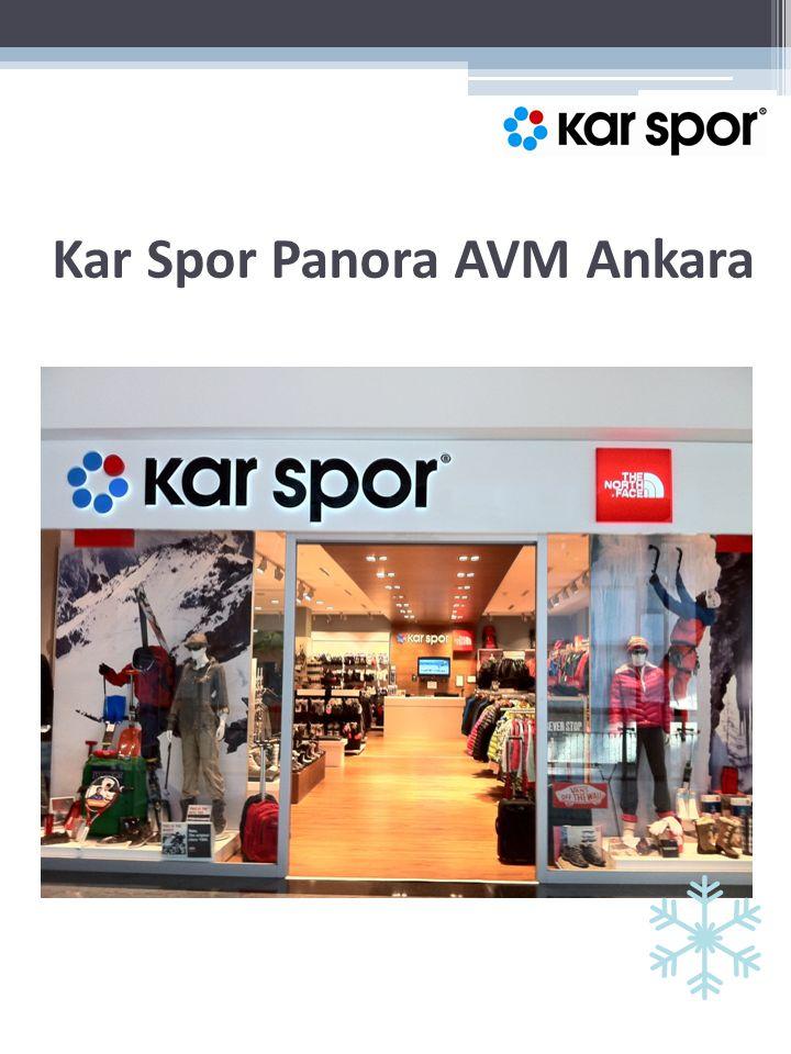 Kar Spor Ataşehir İstanbul