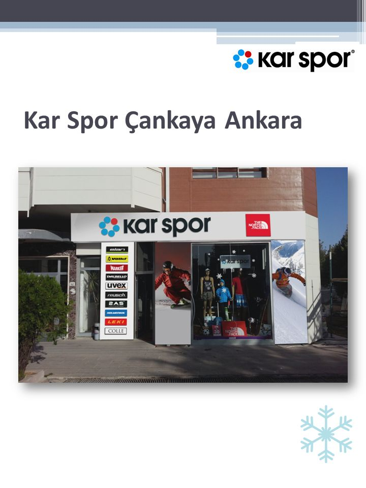 Kar Spor CEPA AVM Ankara
