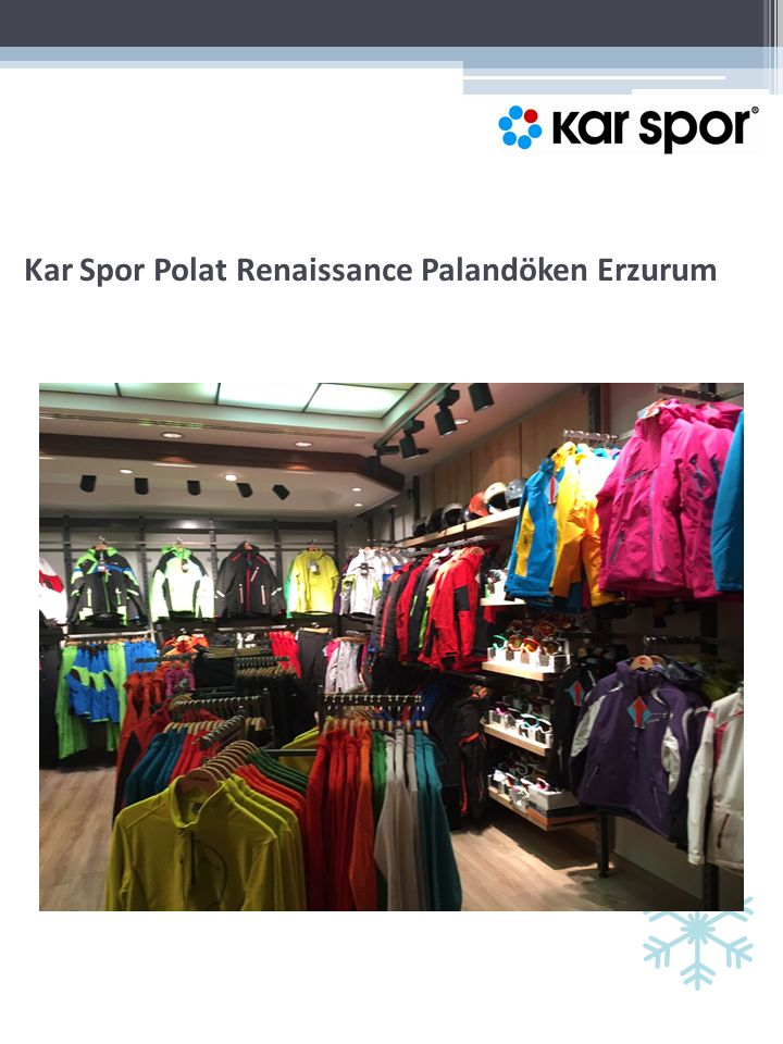 Kar Spor Polat Renaissance Palandöken Erzurum
