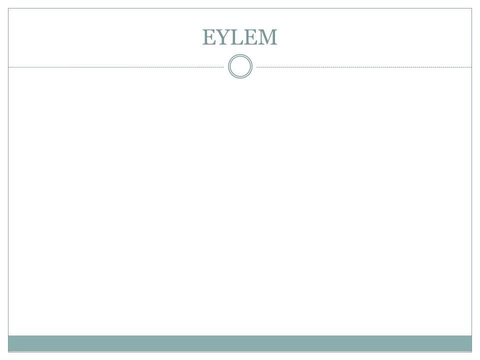 EYLEM