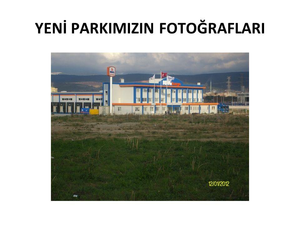 YENİ PARKIMIZIN FOTOĞRAFLARI