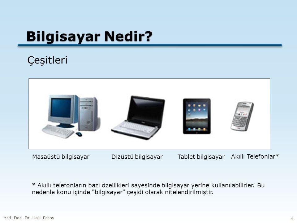 Yönetimde Bilgisayar Kullanımı  Eğitim kurumlarının ve öğretim ortamlarının yönetim ve denetiminde bilgisayarların kullanılmasıdır.