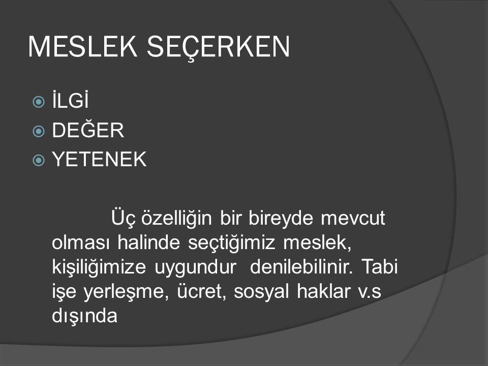 BİR YOL AYRIMINDASINIZ!!.