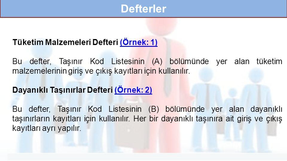 Belgeler Ambar Devir ve Teslim Tutanağı (Örnek: 11)(Örnek: 11) Bu Tutanak, taşınır kayıt yetkilileri arasındaki ambar devir ve teslim alma işlemlerinde düzenlenir.