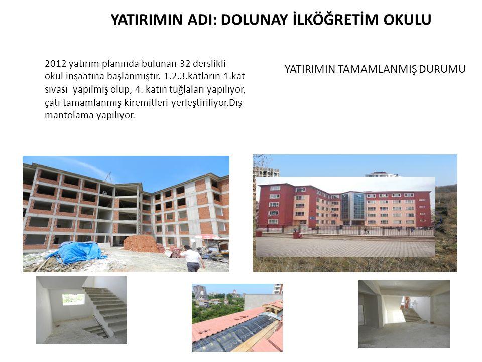 09/05/2013 tarihinde inşaata başlanmıştır.