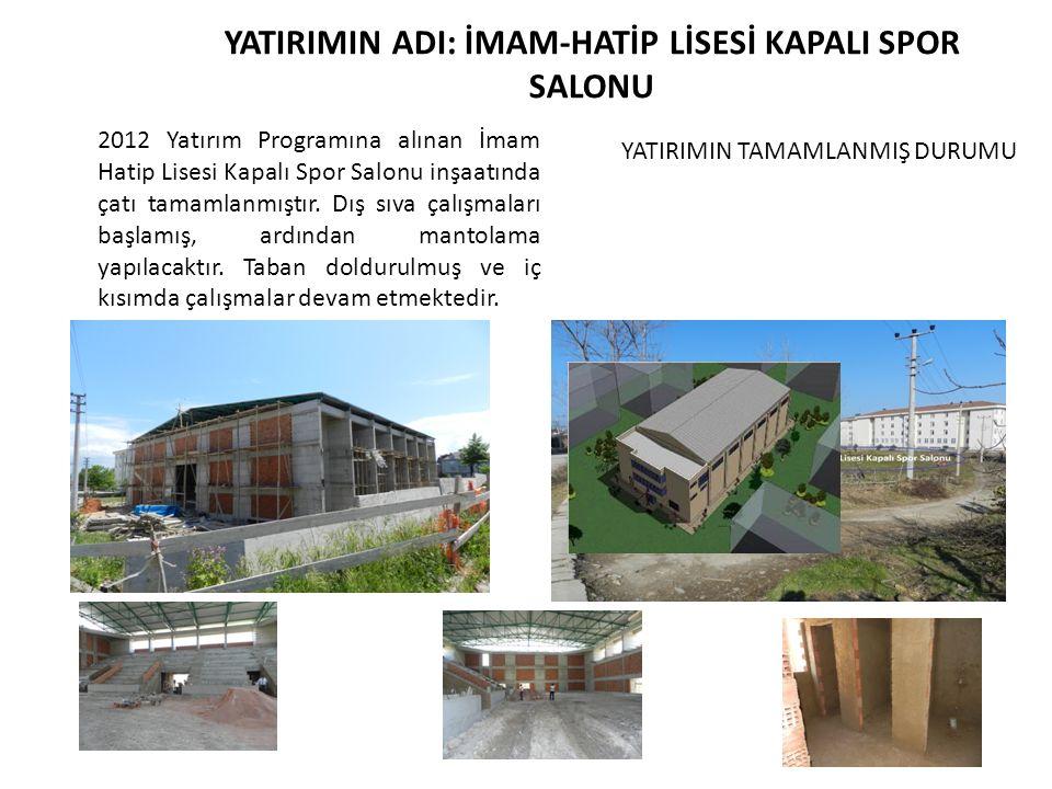 Hayırsever tarafından yaptırılan yurdun dış cephesi tamamlanmış olup, iç kısımda banyoların seramikleri yapılıyor, yer döşemesi başlanmıştır.
