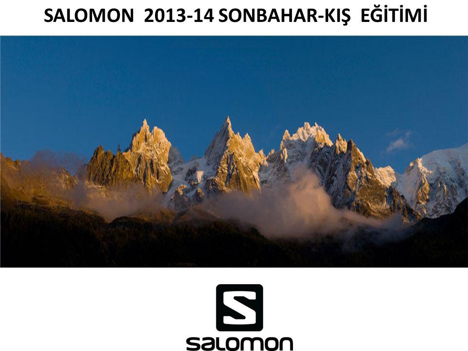 ORÇUN KUTLUAD SALOMON 2013-14 SONBAHAR-KIŞ EĞİTİMİ