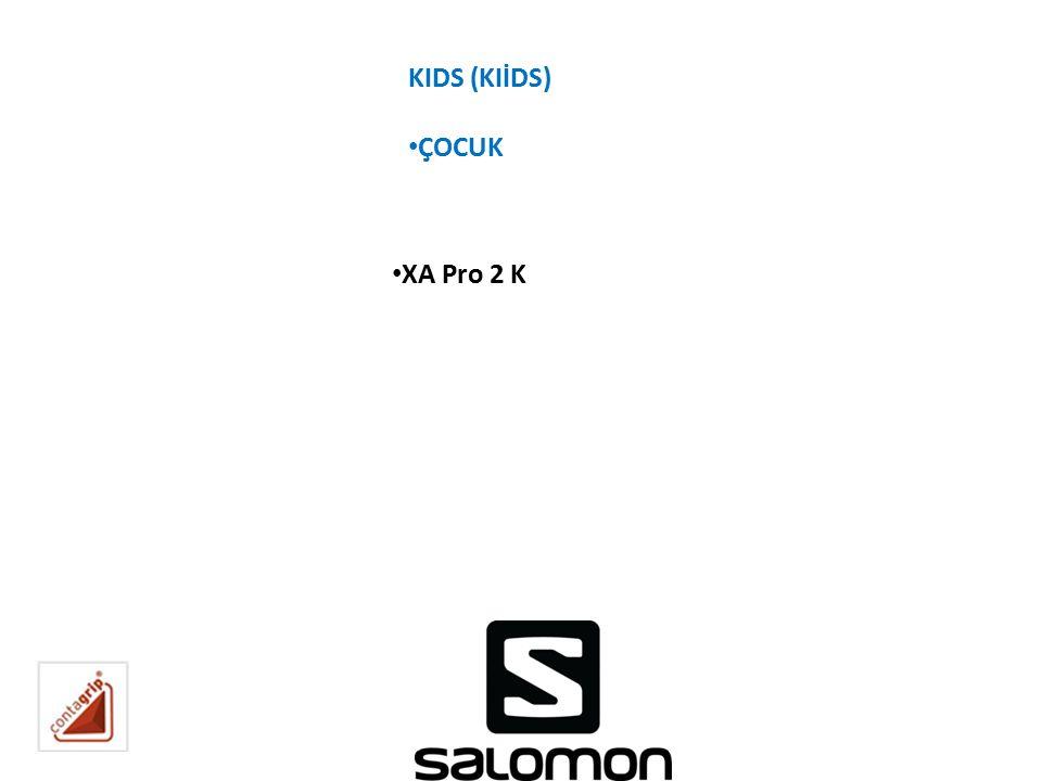 KIDS (KIİDS) ÇOCUK XA Pro 2 K