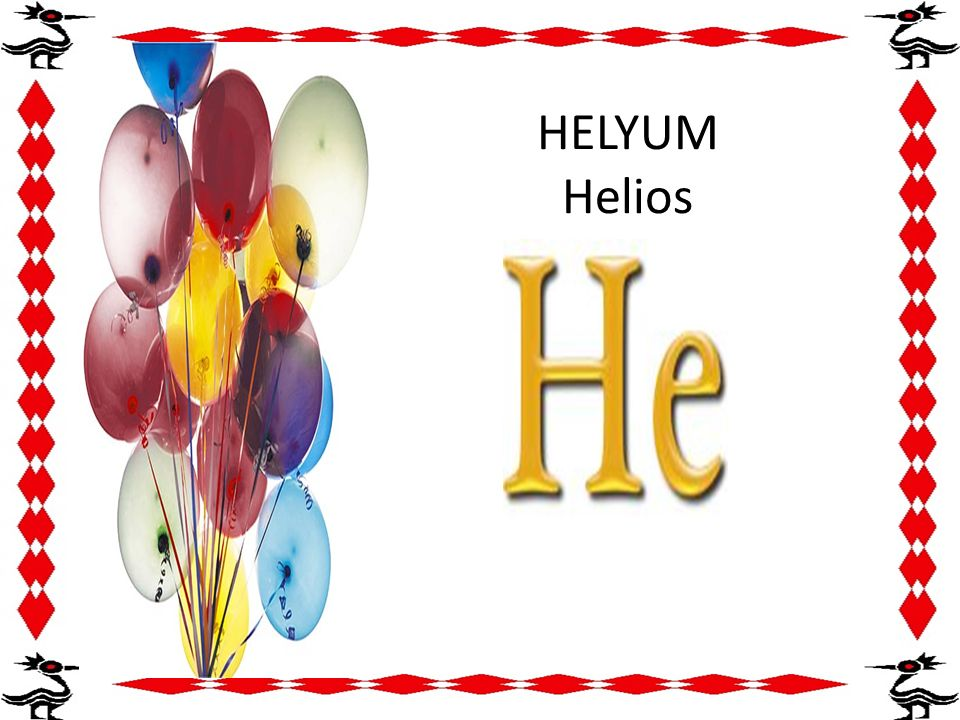 HELYUM Helios