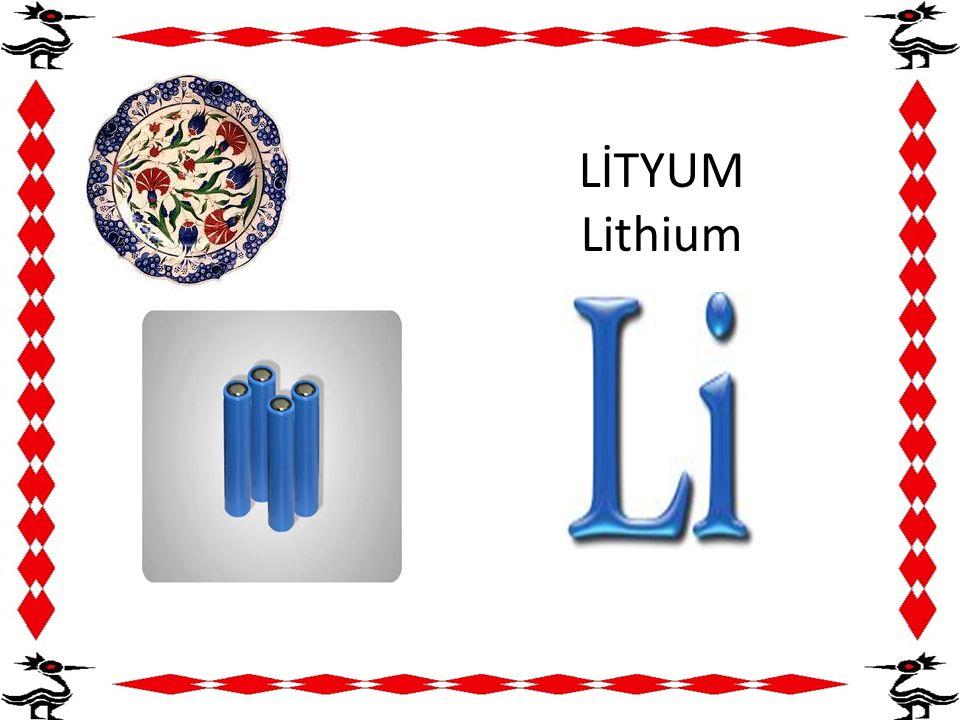 LİTYUM Lithium