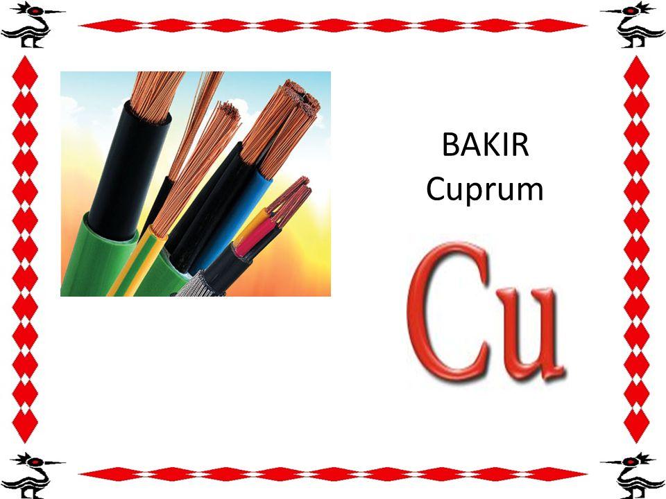 BAKIR Cuprum