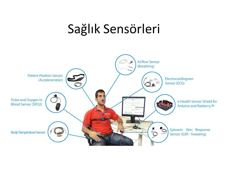Sağlık Sensörleri