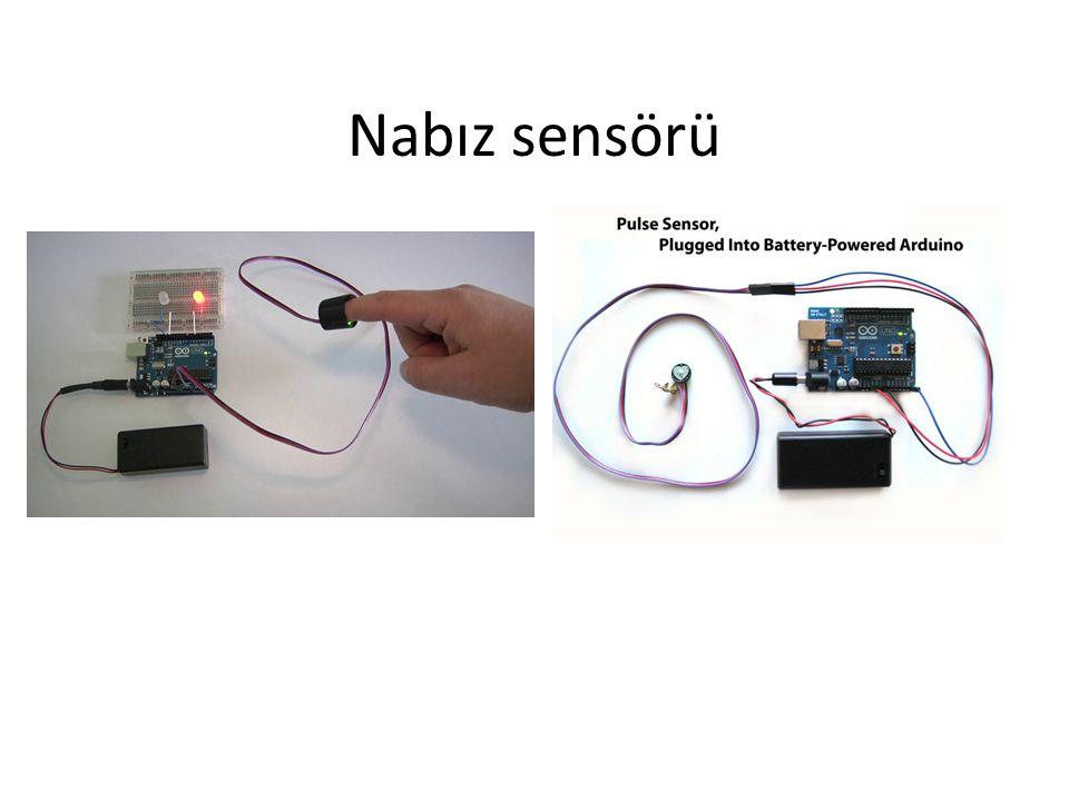 Nabız sensörü