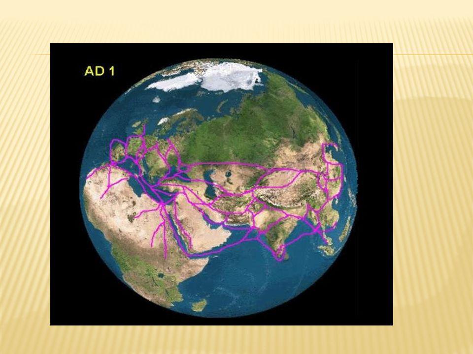 Dünya Ticareti M.S. 7 - 9. YY