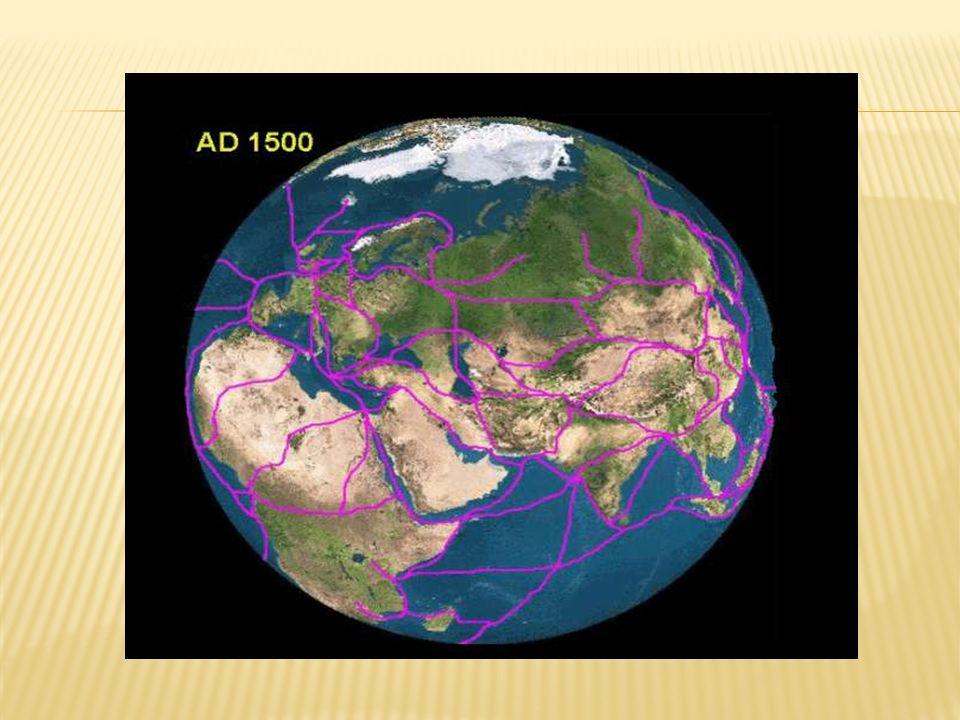 Dünya Ticareti M.S. 14 - 15. YY