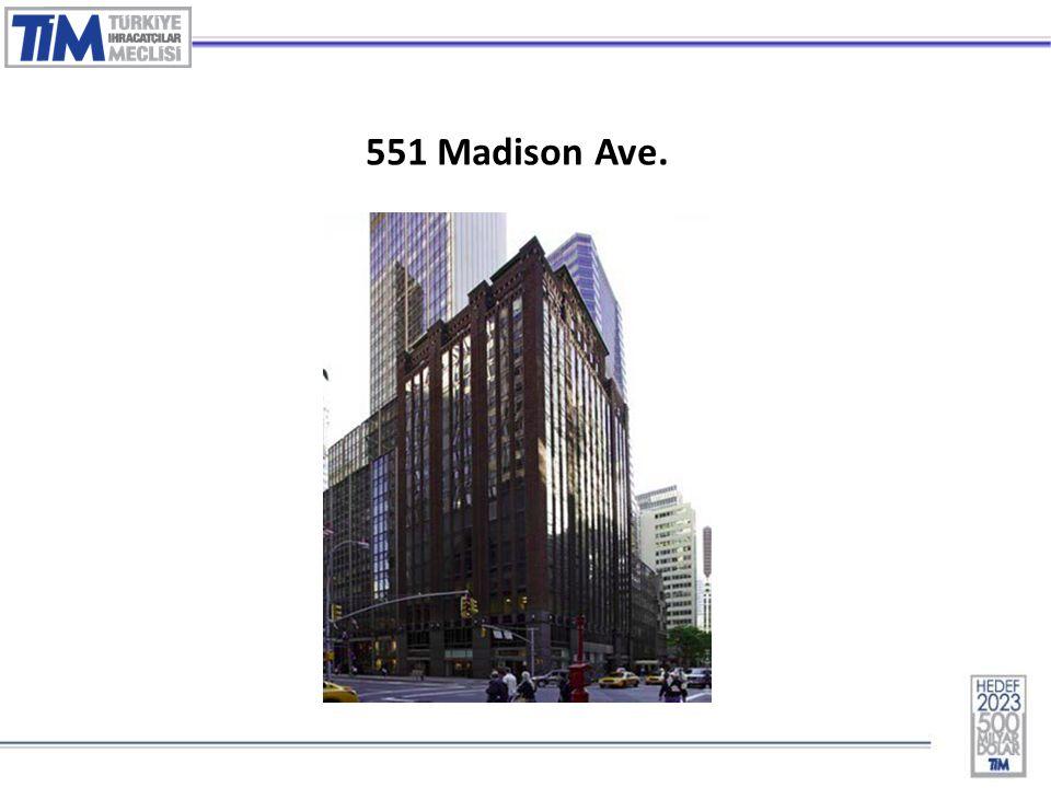 1 551 Madison Ave.