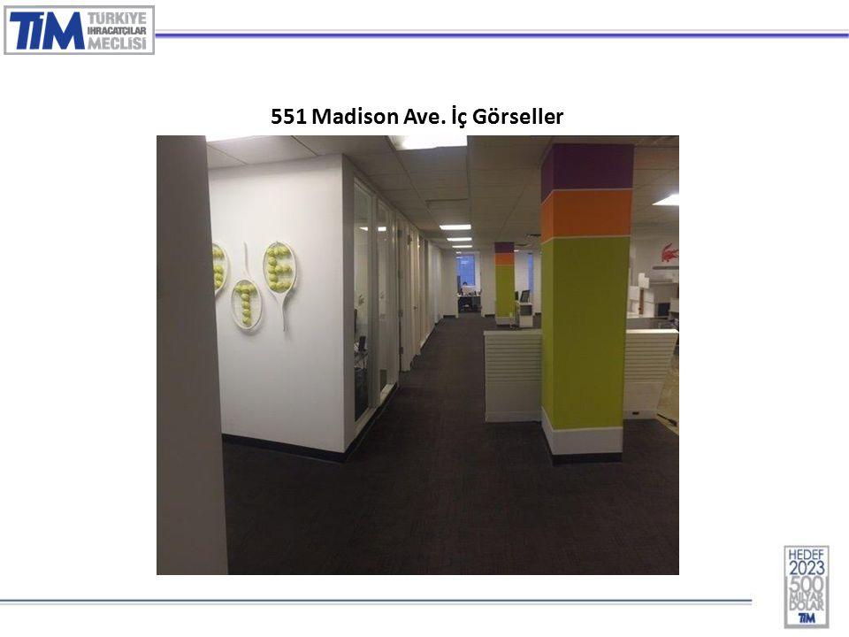 10 551 Madison Ave. İç Görseller