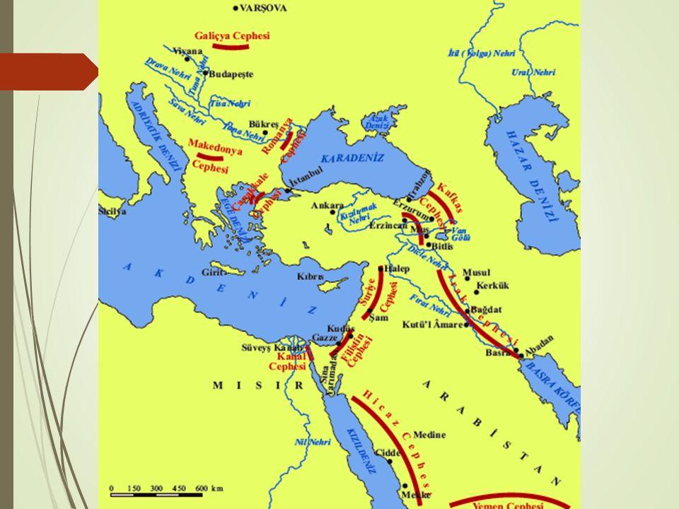 Türk zaferi Avrupa da tam manasıyla şok etkisi yarattı.