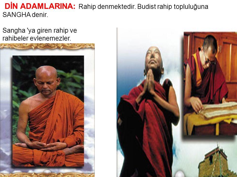 Budizmde Ahiret inancı yoktur. Karma inancı(Ruhgöçü-Reenkarnasyon) inancı hakimdir
