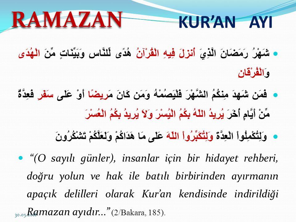 BU AY'I NASIL BASİT HALE GETİRİYORUZ.Ramazanda K ı lar ı z.
