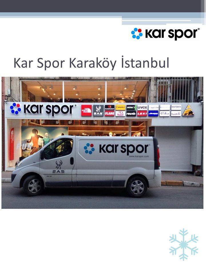 Mağazalarımız Kar Spor Karaköy İstanbul Kar Spor Tuzla Marina AVM İstanbul Kar Spor Ataşehir İstanbul Kar Spor Panora AVM Ankara Kar Spor CEPA AVM Ank