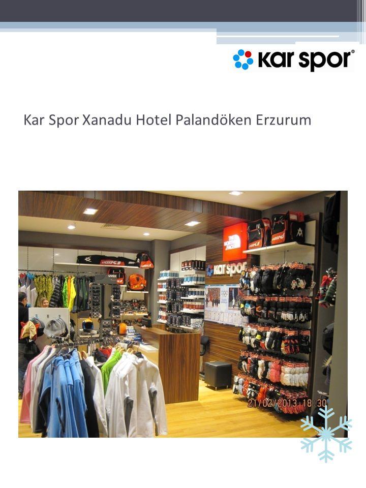 Kar Spor Erzurum AVM Palandöken Erzurum