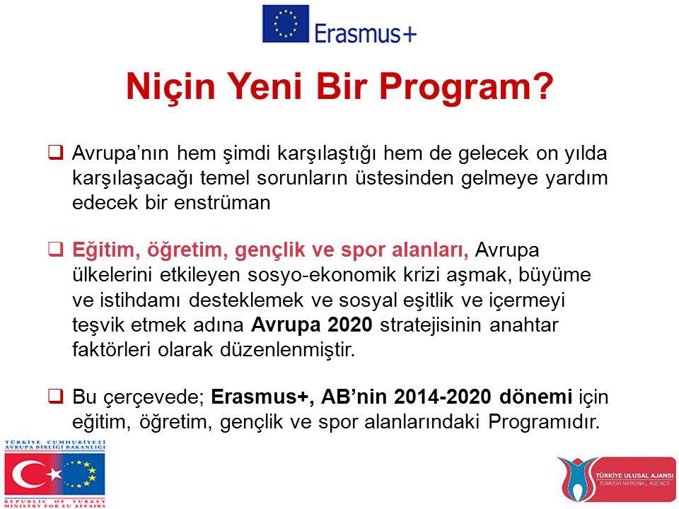  Avrupa'nın hem şimdi karşılaştığı hem de gelecek on yılda karşılaşacağı temel sorunların üstesinden gelmeye yardım edecek bir enstrüman  Eğitim, öğretim, gençlik ve spor alanları, Avrupa ülkelerini etkileyen sosyo-ekonomik krizi aşmak, büyüme ve istihdamı desteklemek ve sosyal eşitlik ve içermeyi teşvik etmek adına Avrupa 2020 stratejisinin anahtar faktörleri olarak düzenlenmiştir.