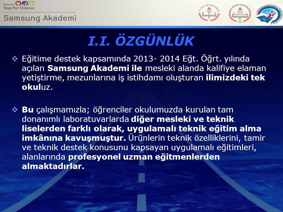  Eğitime destek kapsamında 2013- 2014 Eğt. Öğrt.
