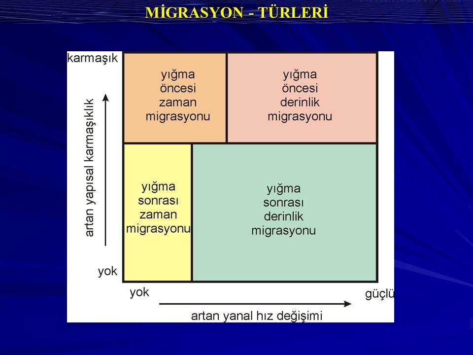 MİGRASYON - TÜRLERİ