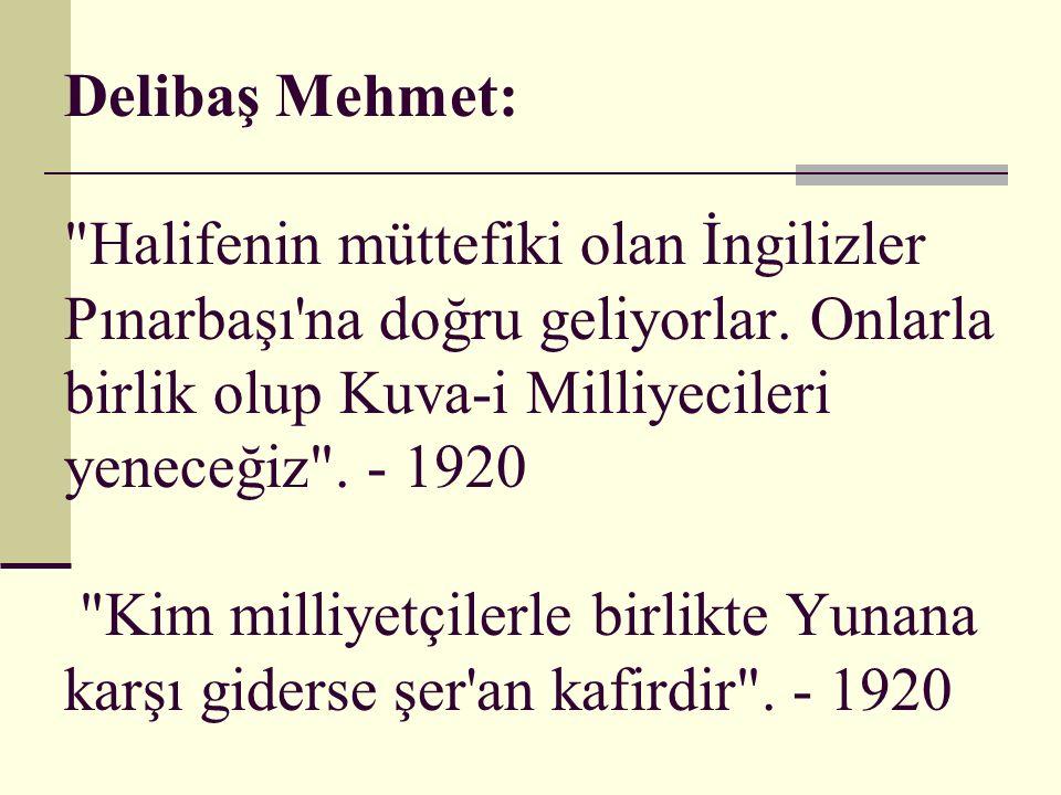 Delibaş Mehmet:
