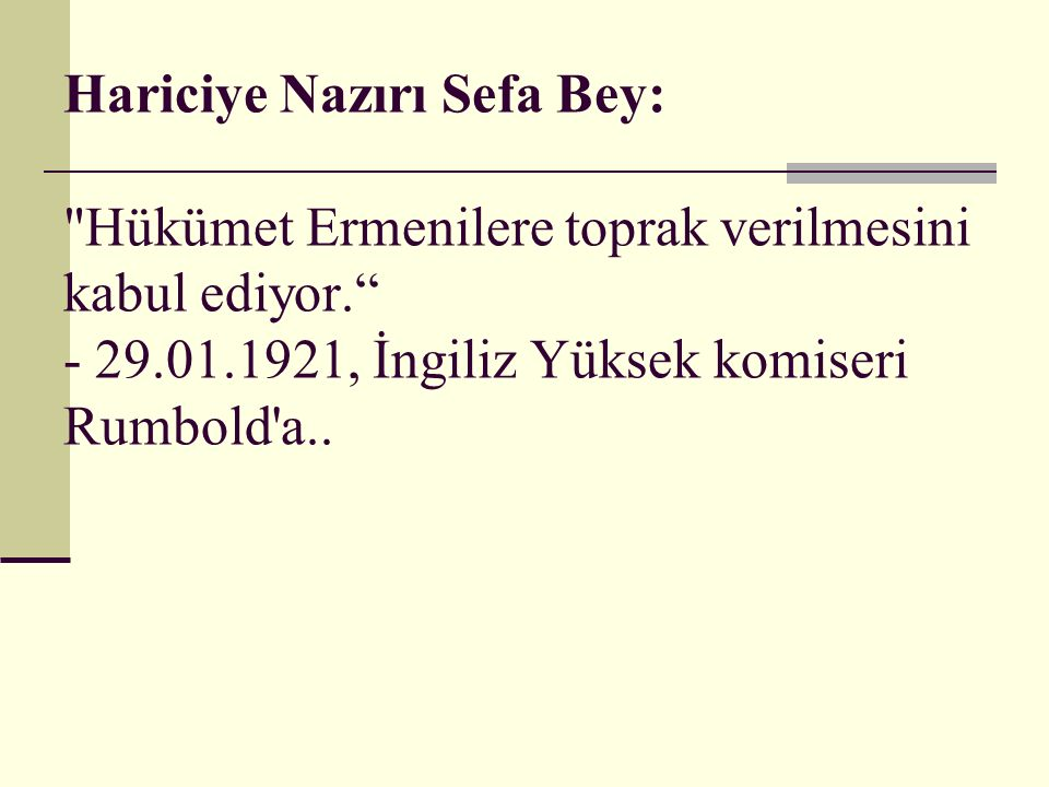 Adliye Nazırı Ali Rüştü: General Paraskevopulos un ordusu, şimdi sürat ve şiddetle harekata devam eyleyecek olursa, birkaç haftada Ankara Surları önünde bulunacaktır.