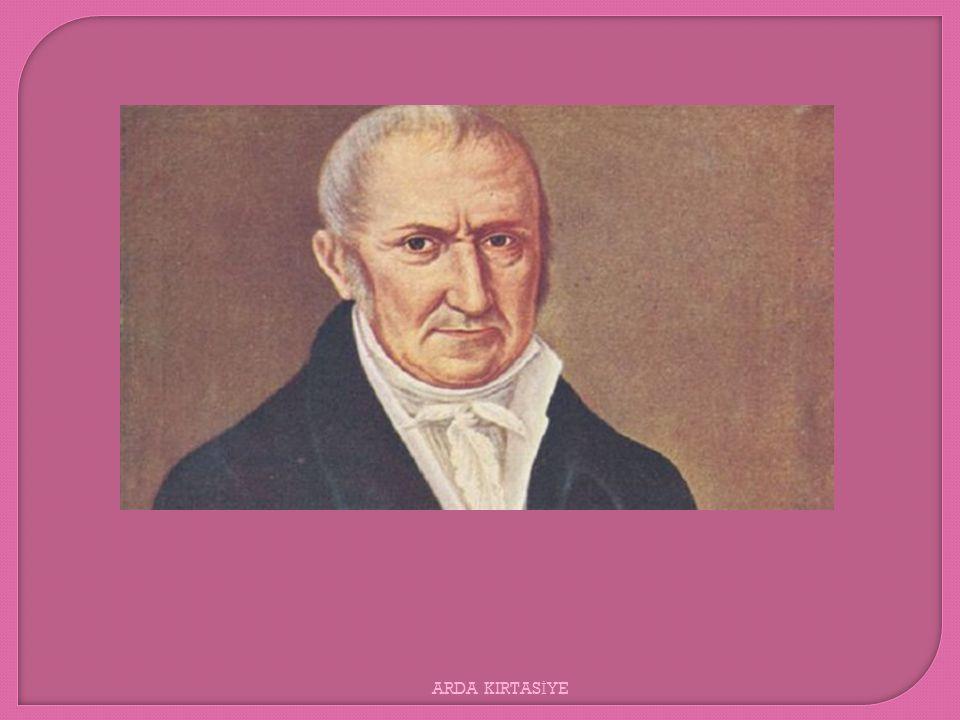 Çalı ş malarının onuruna Napoleon Bonaparte, Volta'nın sayılmasını sa ğ ladı.