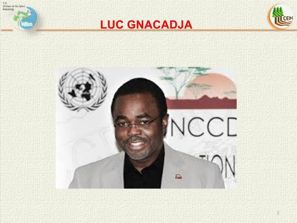LUC GNACADJA 2