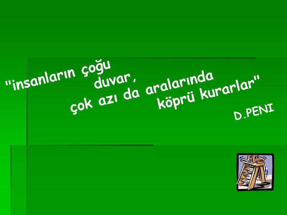 İLETİŞİMİ ENGELLEYEN FAKTÖRLER 5.