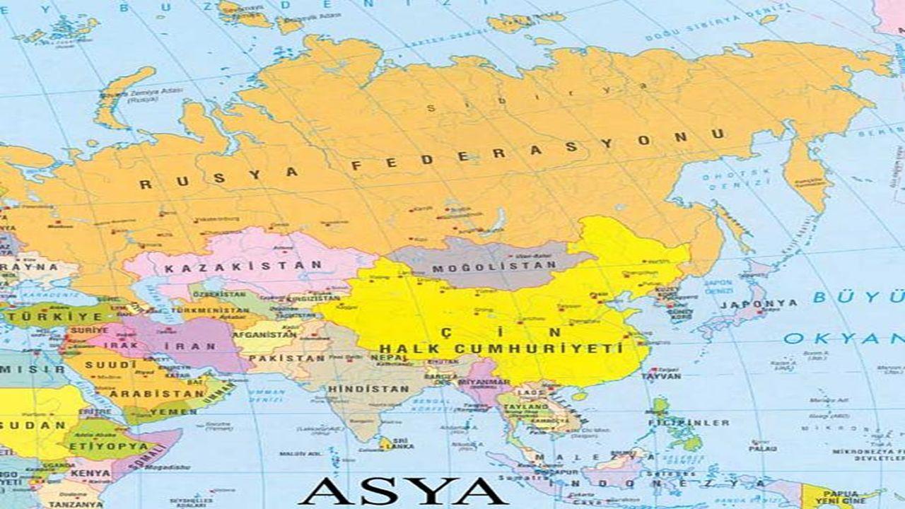 ORTADOĞU'DA DURUM İngiltere ve Fransa savaş sonrasında Ortadoğu'daki siyasi egemenliklerini de kaybettiler.