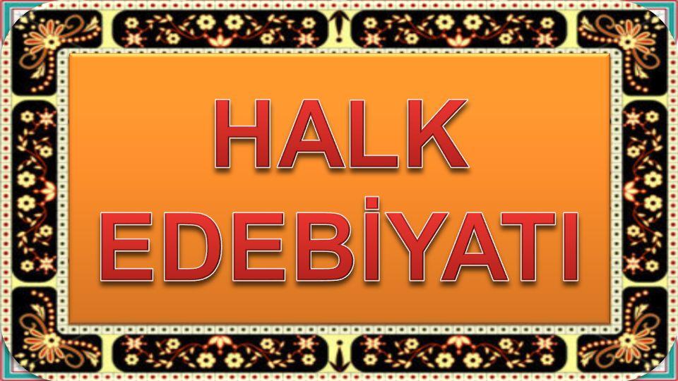 Özellikleri: Kurucusu 12.yüzyılda Doğu Türkistan'da yetişen Hoca Ahmet Yesevi'dir.