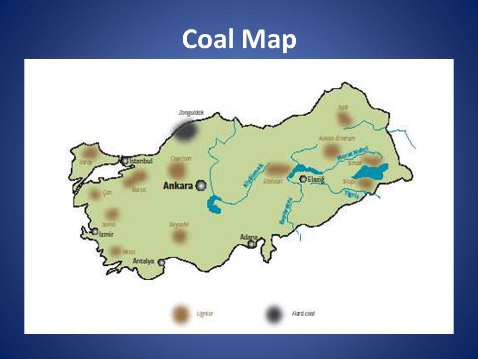 Coal Map