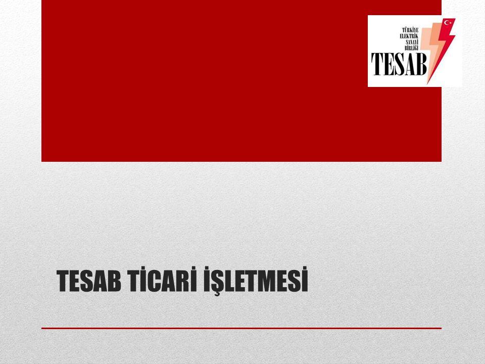 TESAB TİCARİ İŞLETMESİ