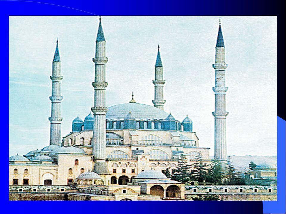 Edirne'nin merkezî bir yerinde yapılan cami, külliyesi ile beraber toplam 22.022 m2 alanı kaplamaktadır.