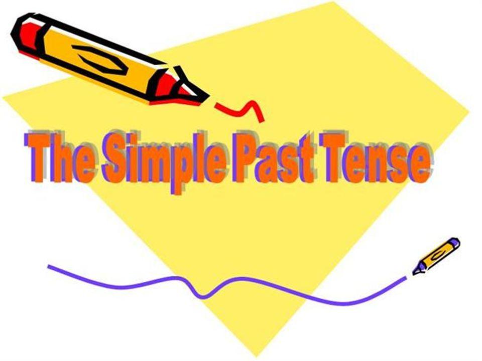 THE SIMPLE PAST TENSE – Geçmiş Zaman KURAL 2: Bir sesli harf ve ardından bir sessiz harf geliyorsa, sondaki sessiz harf iki kere yazılır ve -ed takısı eklenir.