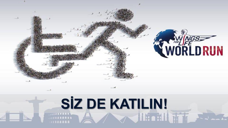 SİZ DE KATILIN!