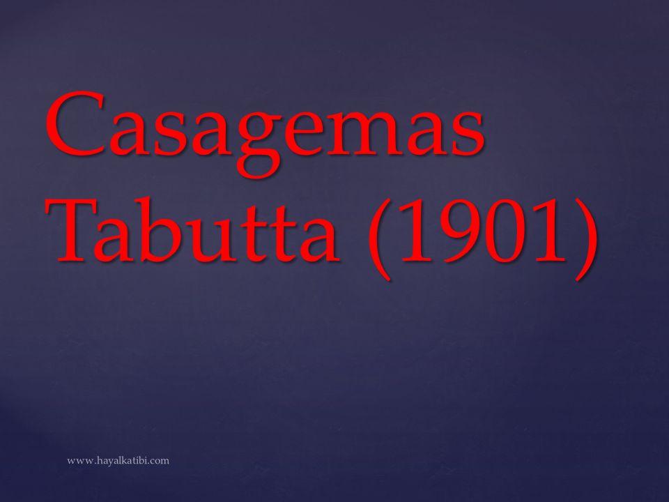 Casagemas Tabutta (1901) www.hayalkatibi.com