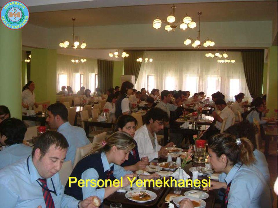 Personel Yemekhanesi