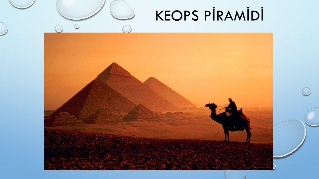 KEOPS P İ RAM İ D İ