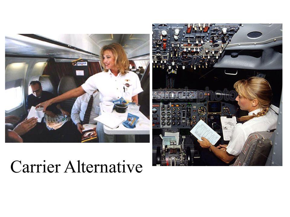 Carrier Alternative