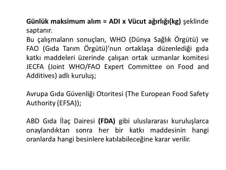 Saflık kriterleri MADDE 15 ‒ (1) Bu Yönetmelik kapsamında yer alan gıda katkı maddelerinin saflık kriterleri; renklendiriciler, tatlandırıcılar ve renklendiriciler ve tatlandırıcılar dışındaki katkı maddelerinin saflık kriterlerine ilişkin mevzuata uygun olmak zorundadır.